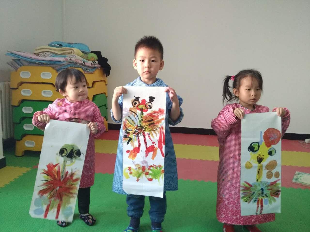 创意美术课程。
