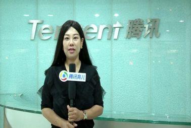 易胜博官方网站阳光董事长程靖扉老师出席腾讯智慧育儿高峰论坛!